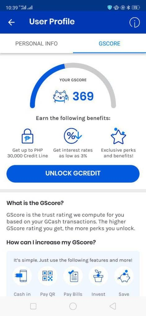 Everything You Need To Know About Gscore And Gcredit Gcashresource